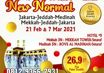 UMROH NEW NORMAL TH. 2021